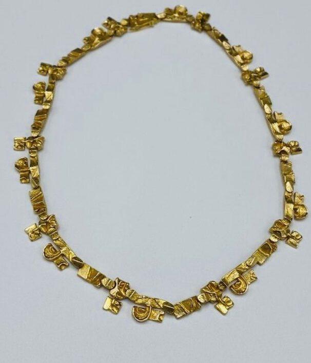 Lapponia, 585 Gelbgold